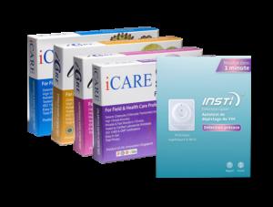 Komplett STD-test pakke